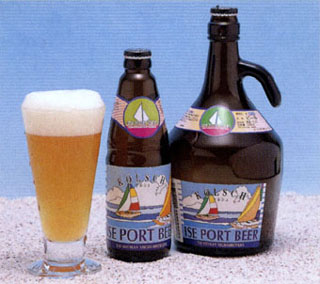 ISE PORT BEER(地ビール)